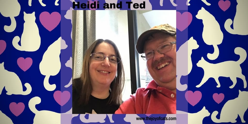 Ted and Heidi Bender